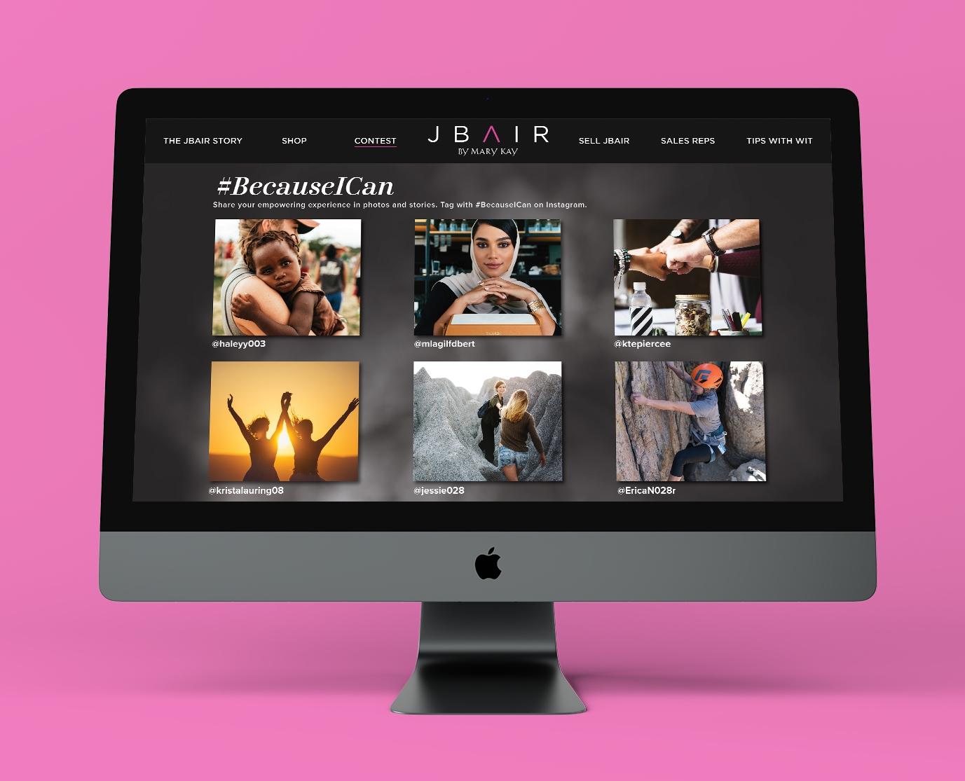 JBair Website
