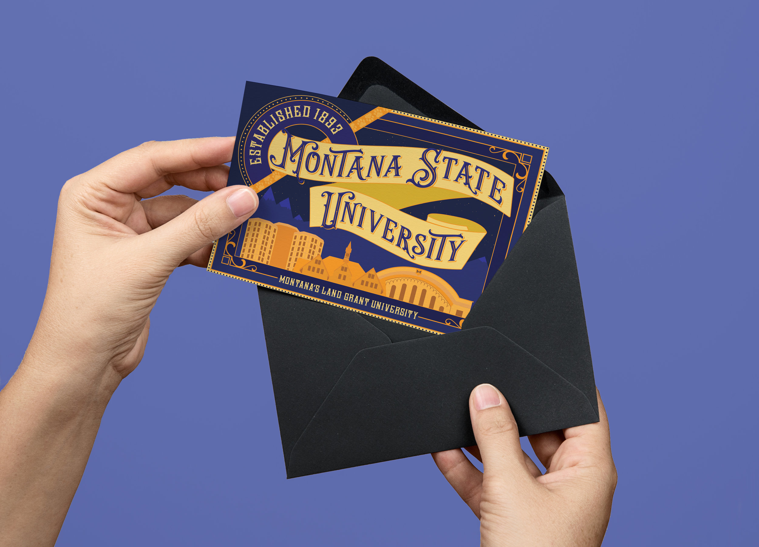 President's Notecard