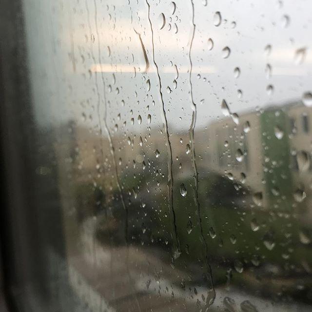 Rainy Daze at DHS #NewSchool