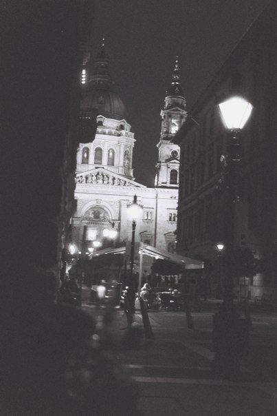 Szent István Bazilika, (Budapest 2011), 35mm