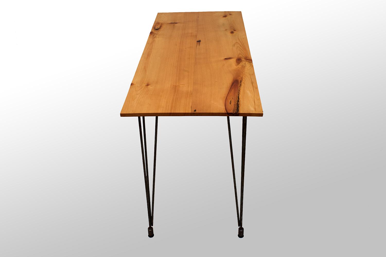 The Heller Desk: Reclaimed White Pine