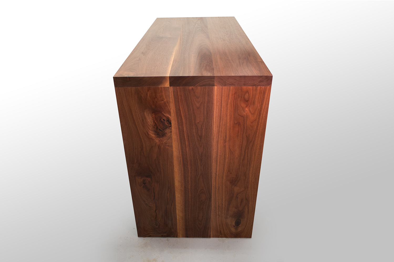 5 Foot Walnut Conference Table