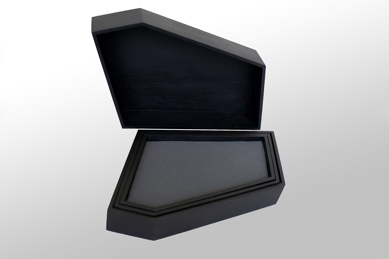 Nesting Jewelry Display Trays for Monique Pean