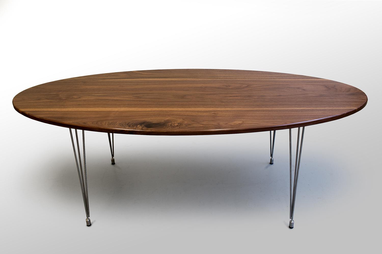 Walnut Dinning table side.jpg