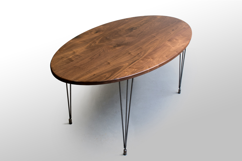 Left Walnut oval kitchen table.jpg