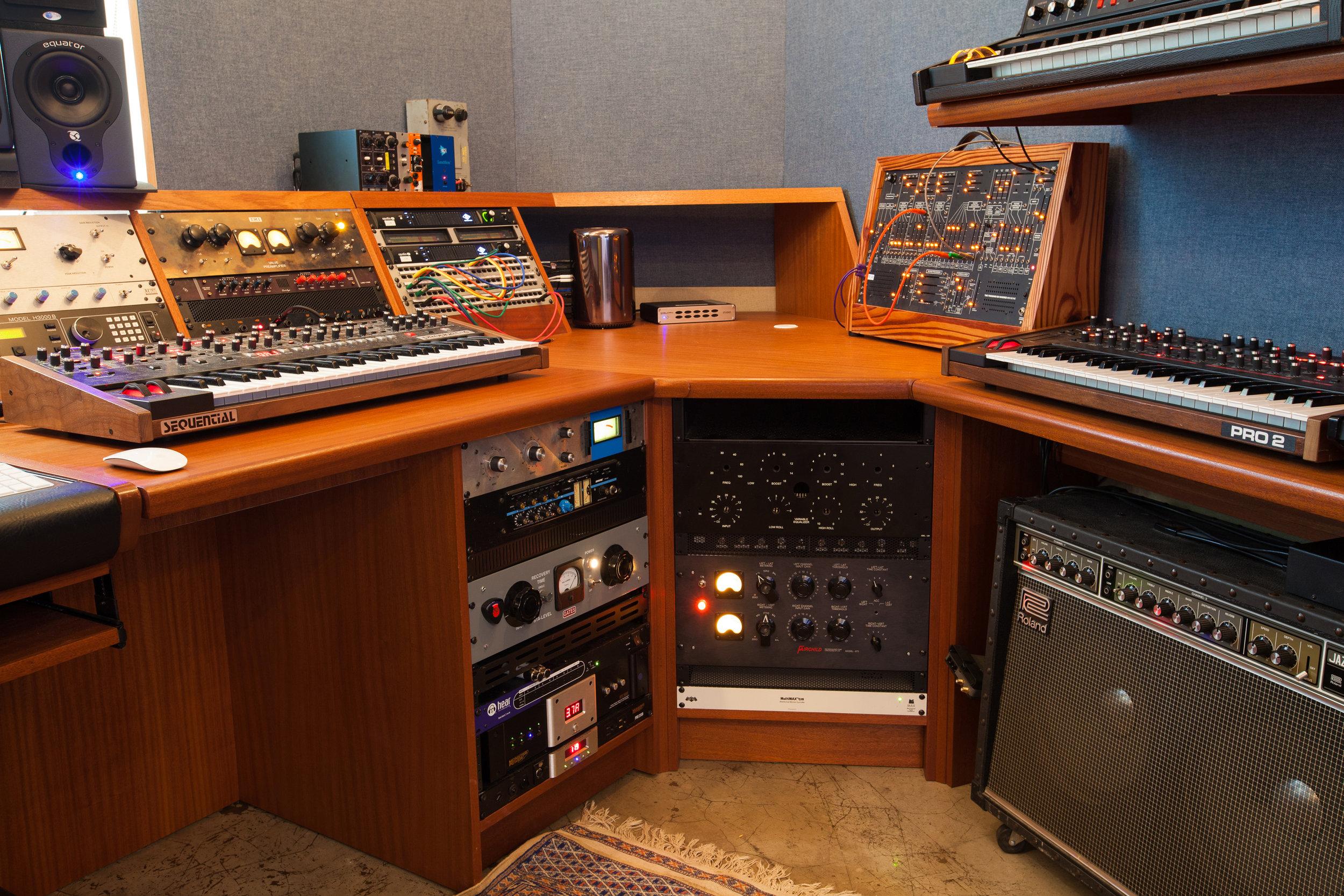 Antfood Audio Studio