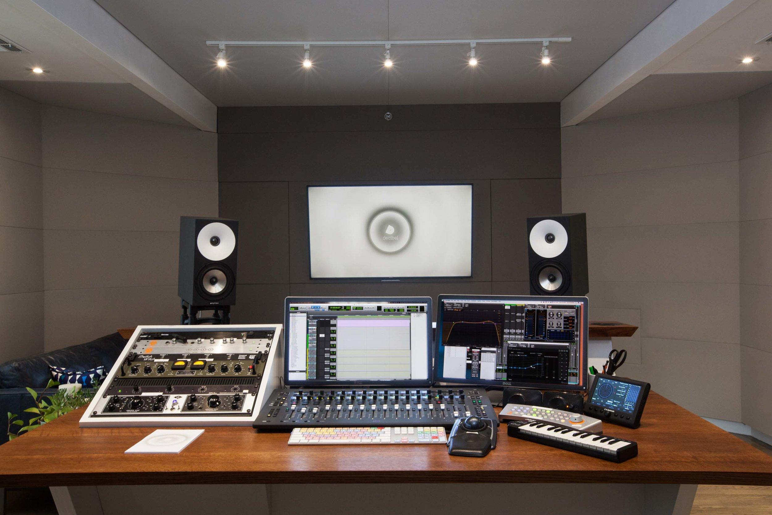 Decibel Studio 1