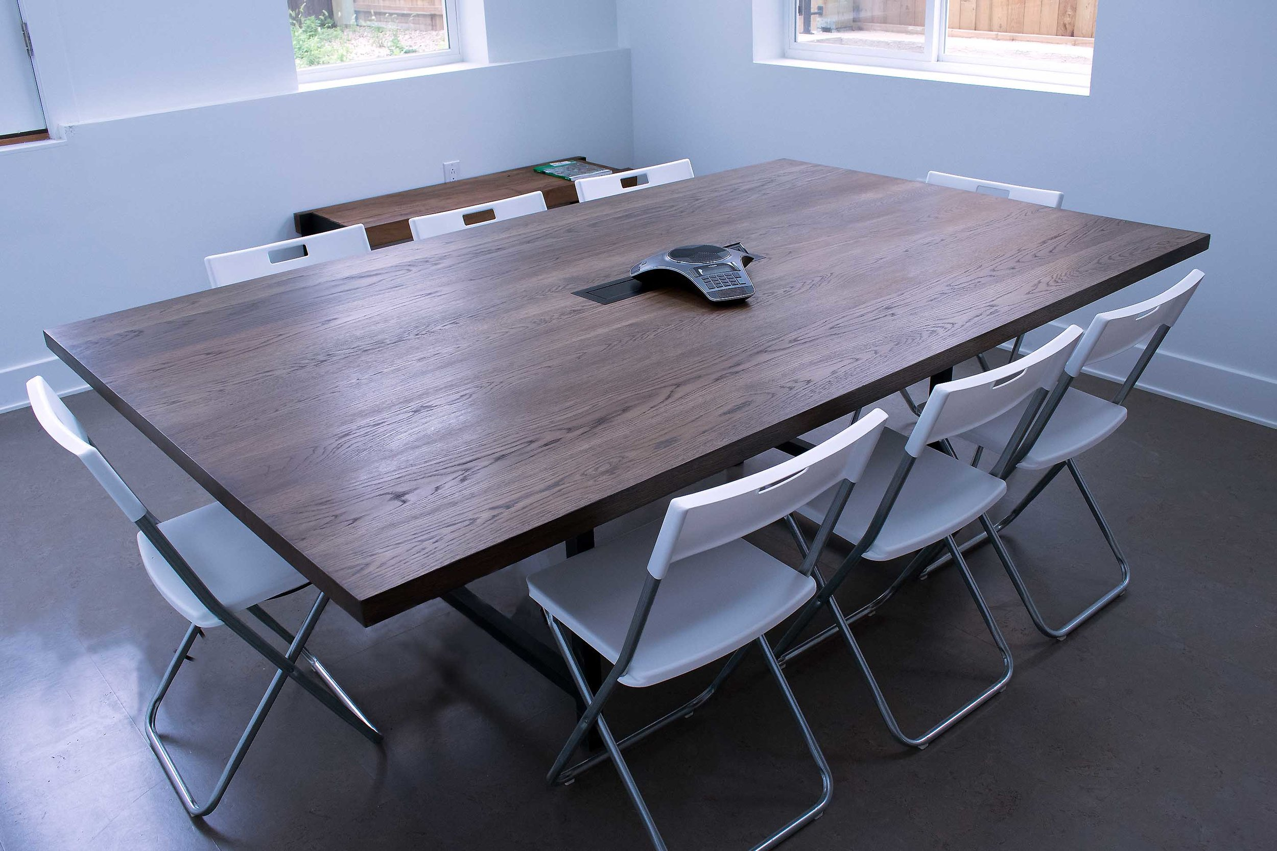 White oak staind conference table.jpg