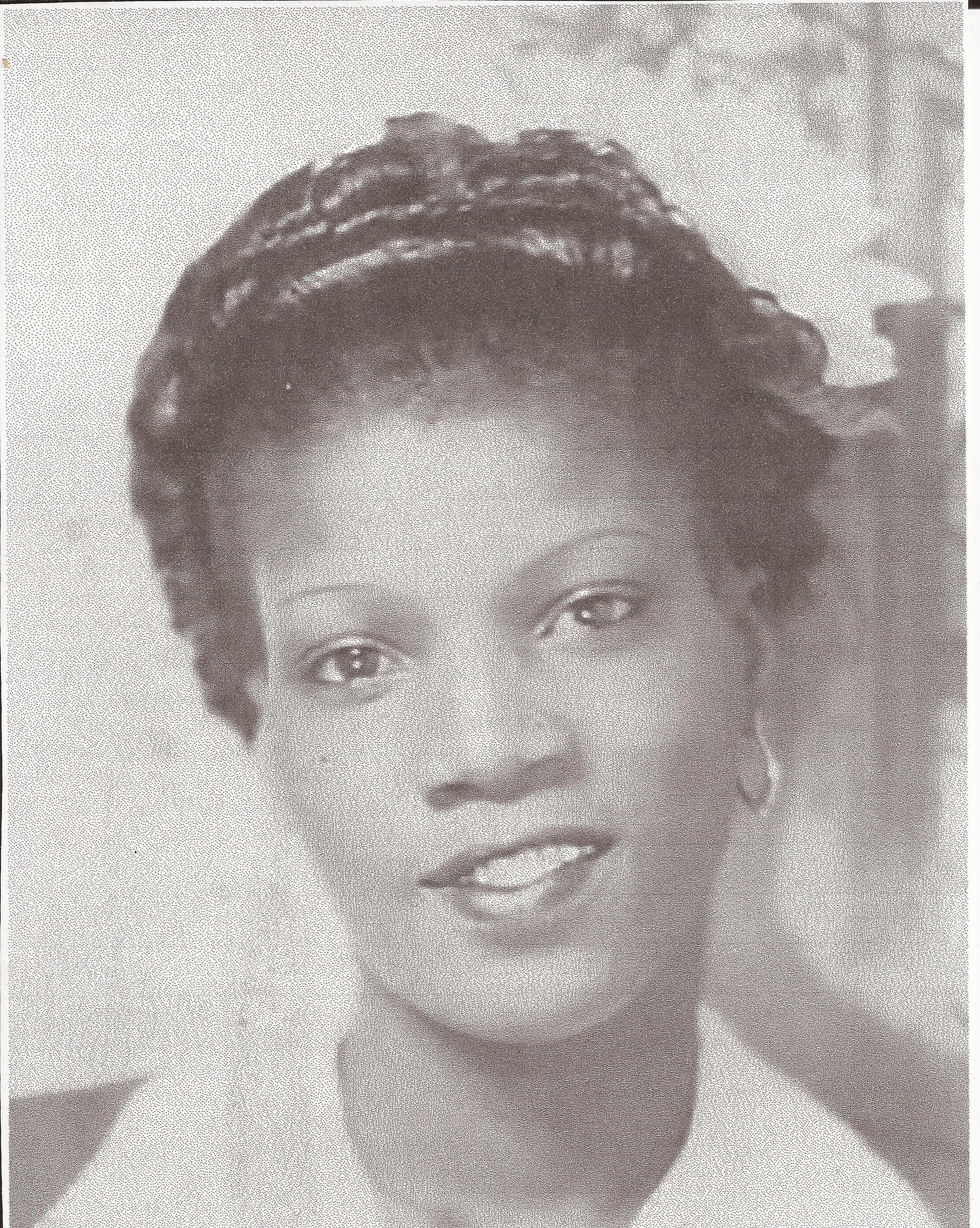Annie Pierson, Slocum Survivor (Felix Green, San Diego African American Genealogy Research Group)