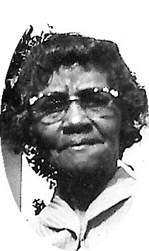 Pearl Barnett, Lived in the Slocum area with four children at the time of the massacre (Felix Green, San Diego African American Genealogy Research Group)