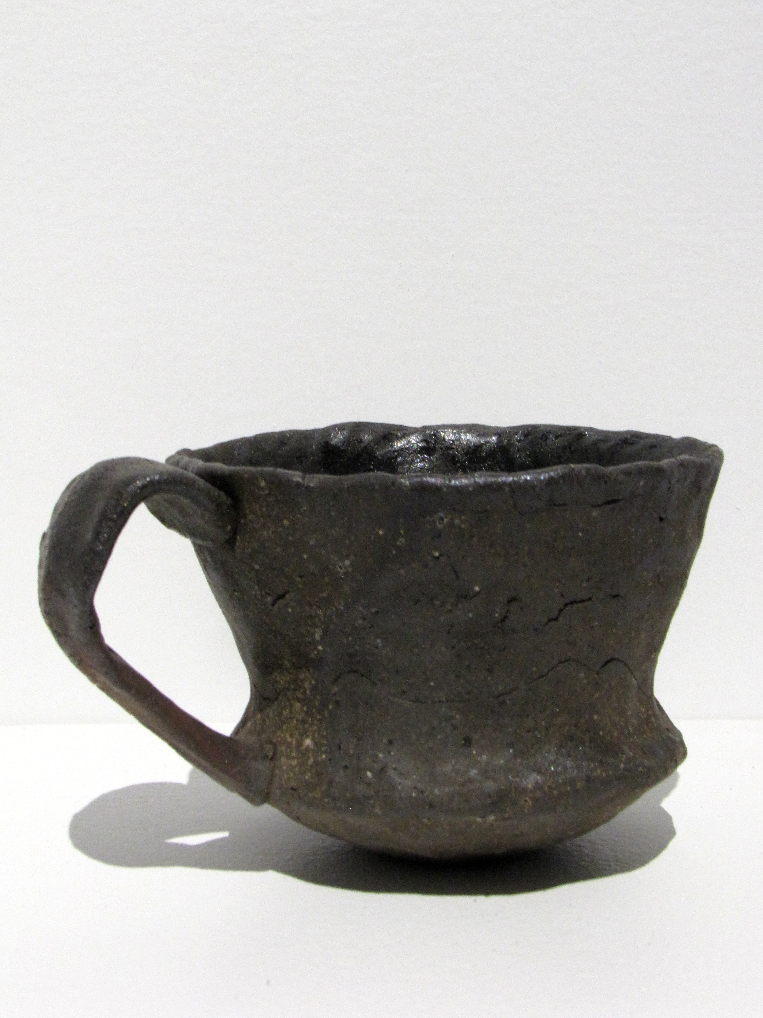 Golden Dusted Mug