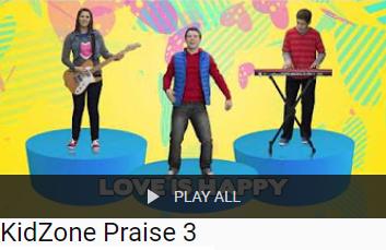 KidZone Praise 3