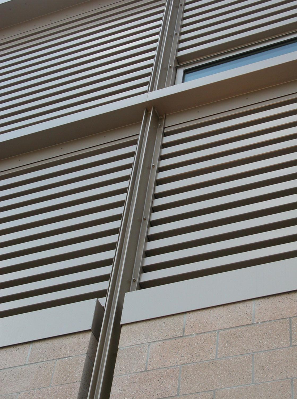 Metal Panel Detail