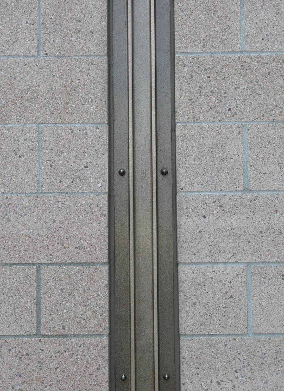 Detail - Steel/CMU
