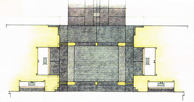 Entry Vestibule Plan