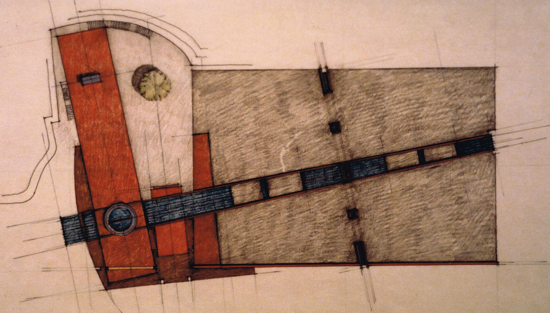 Building Concept Plan Diagram