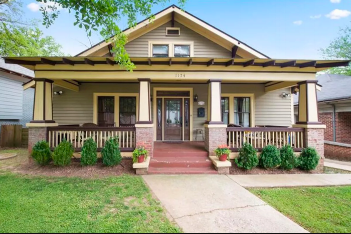 Exterior Home Paint: - Average Cost:             $2,575Return:                       $1,526 ROI: 59%Note: as mentioned before, if a home has aged, cracked and peeling paint, you should paint. The low cost or new paint will return in value over damaged paint.Source: Zillow Paint Colors and House Values