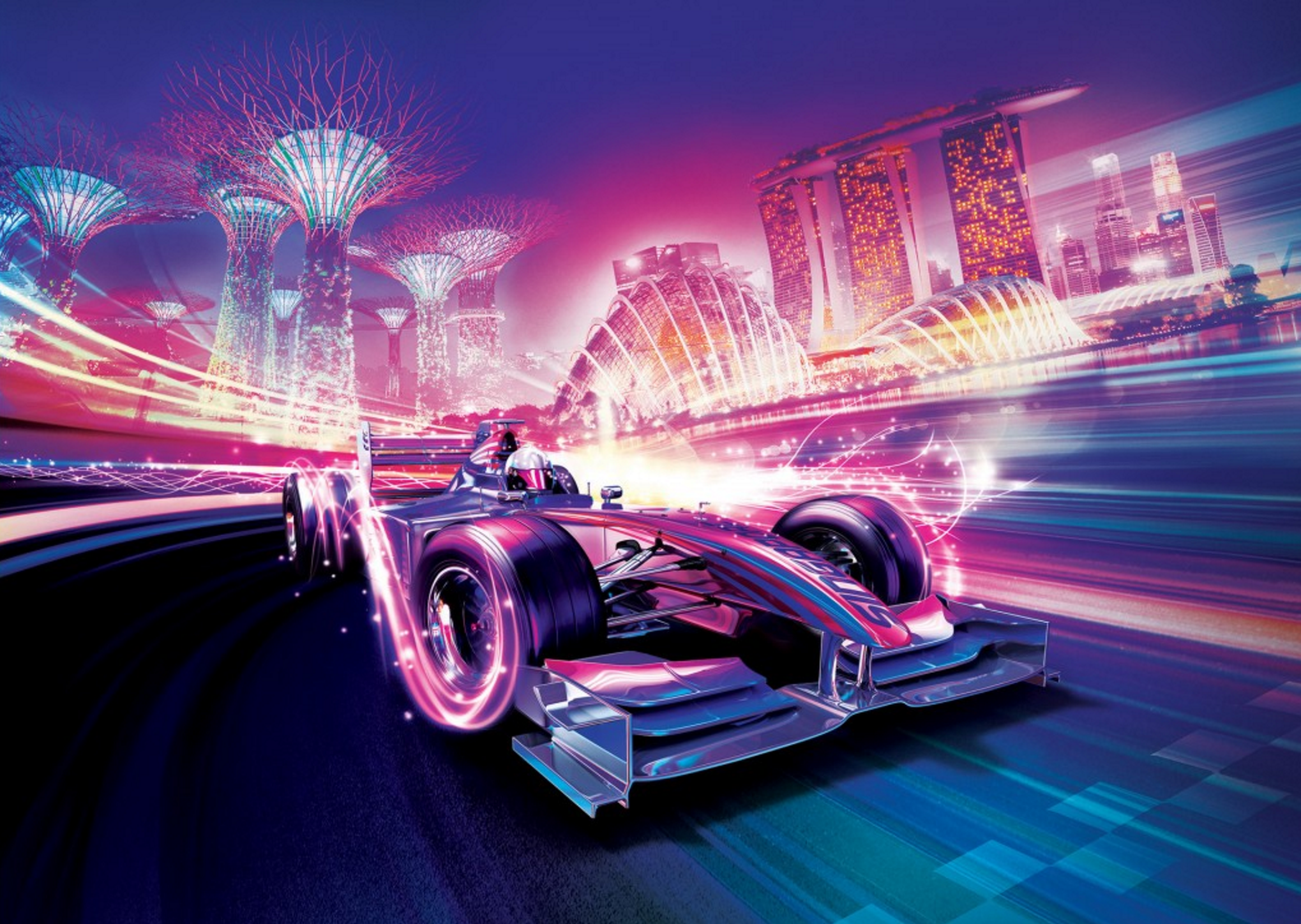 Singapore Tourism Board –F1