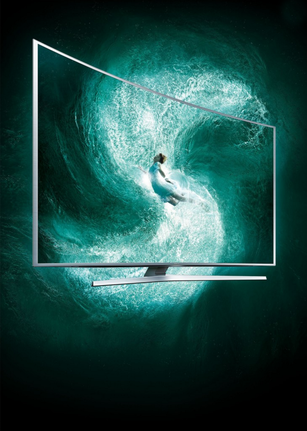 Samsung TV Dynamic – Waves