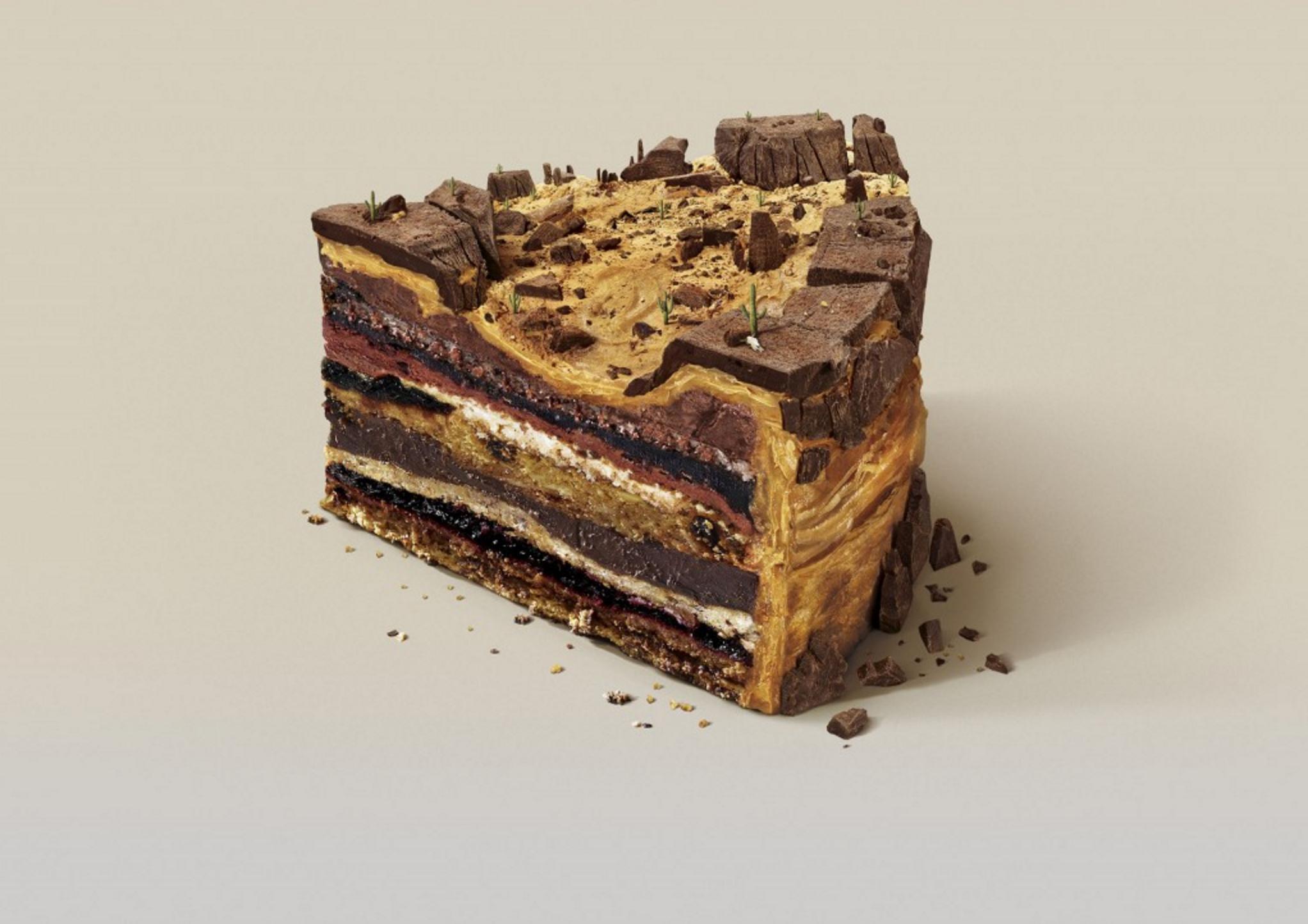 Nissan Xterra SUV – Desert Cake