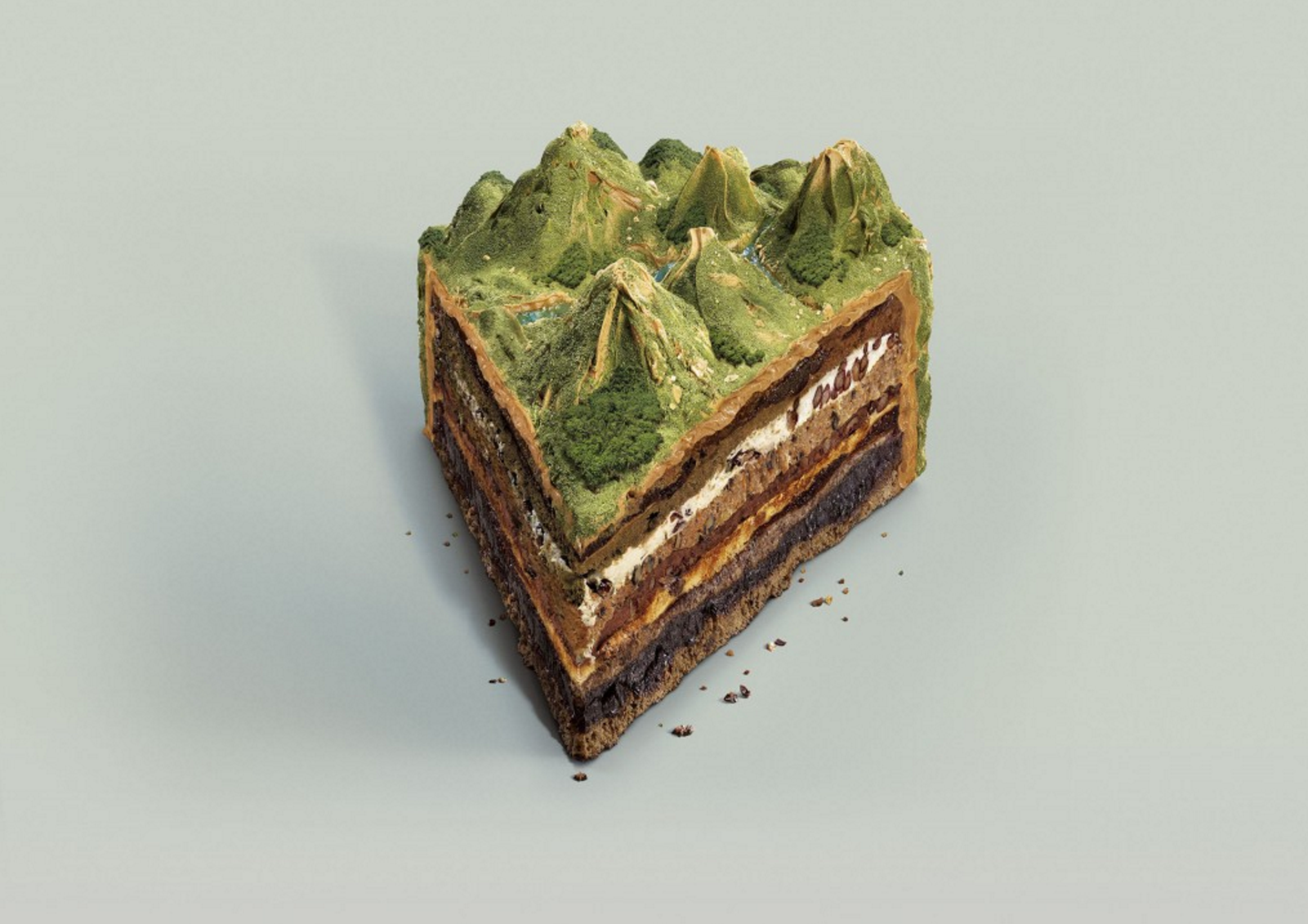 Nissan Xterra SUV – Forest Cake