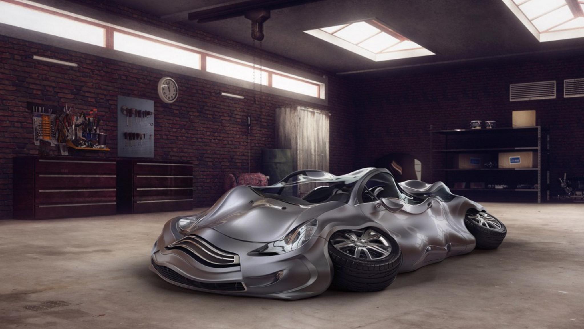 FCOM –Deflated car