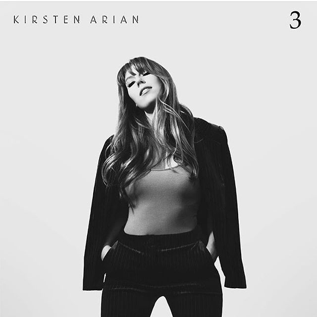 So excited for @kirstenarian #velvetdresses is on #newmusicfriday. Produced this one!!! her whole album is out today!! Go listen. ❤️❤️❤️