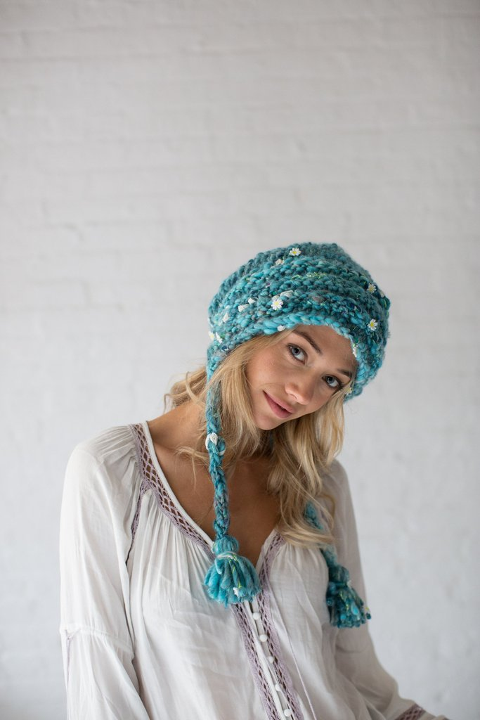 Happy Knitting! Visit our Knit Collage yarns page for knitting inspiration!  (photo: Knit Collage)