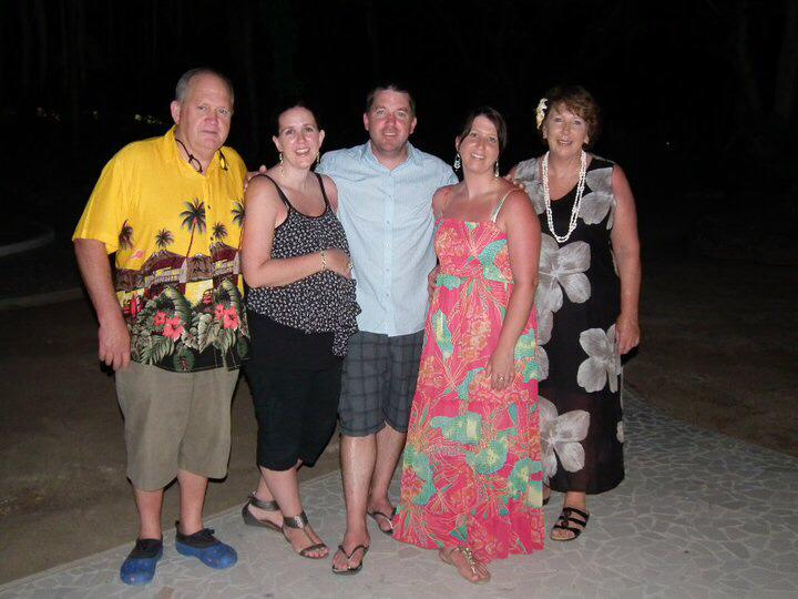 My Dad and my family