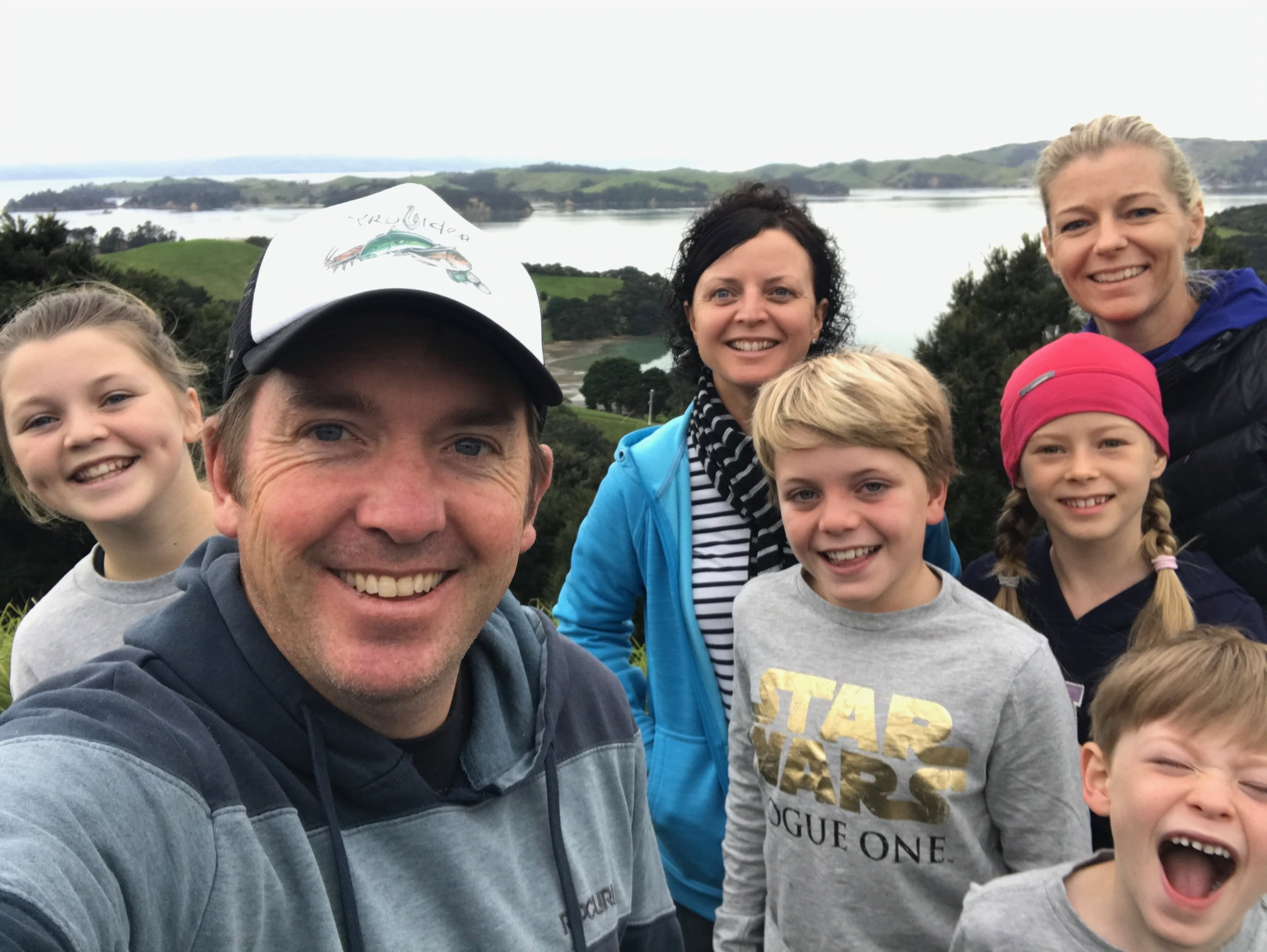 I took this photo the same day I wrote this article, enjoying good times with friends and family at Waiheke Island, I love the smiles!!!