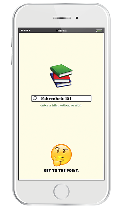 2. Enter book information and tap the icon below.