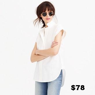 Jcrew Short Sleeve Popover Shirt.jpg