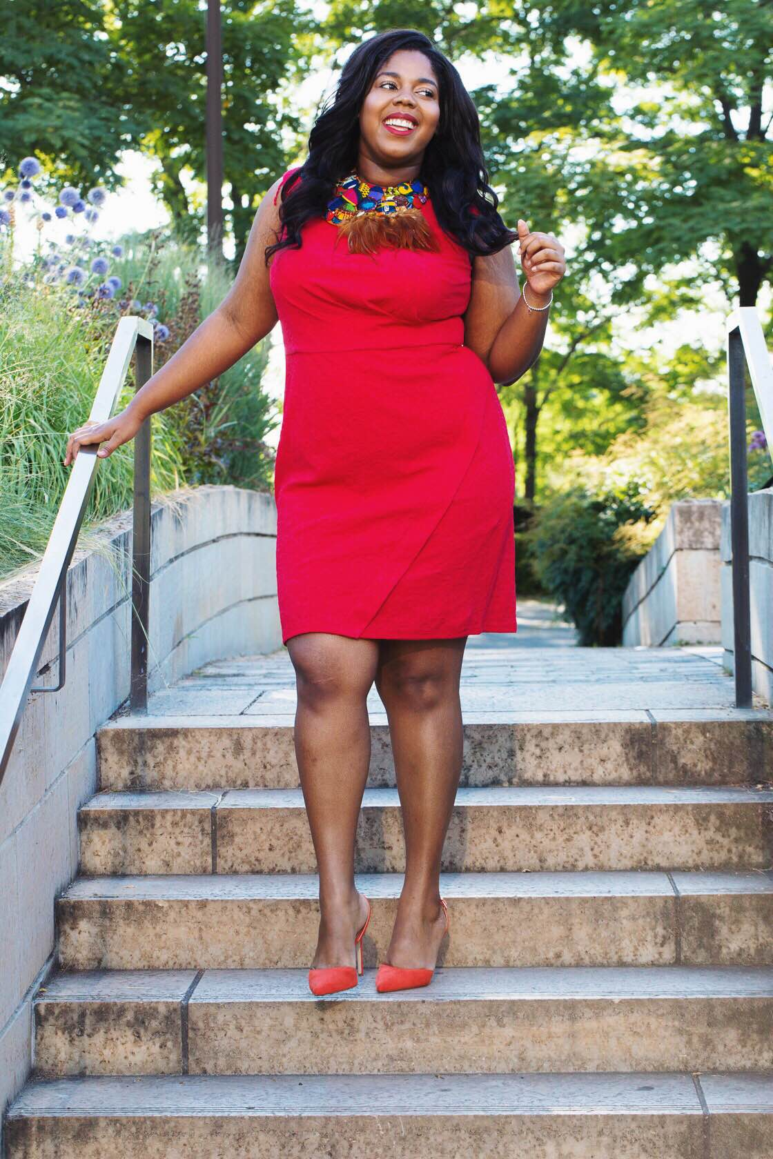 That Hayet Rida Plus Size Blogger Maggy London Londontimes Style Chicago Blogger 5.JPG