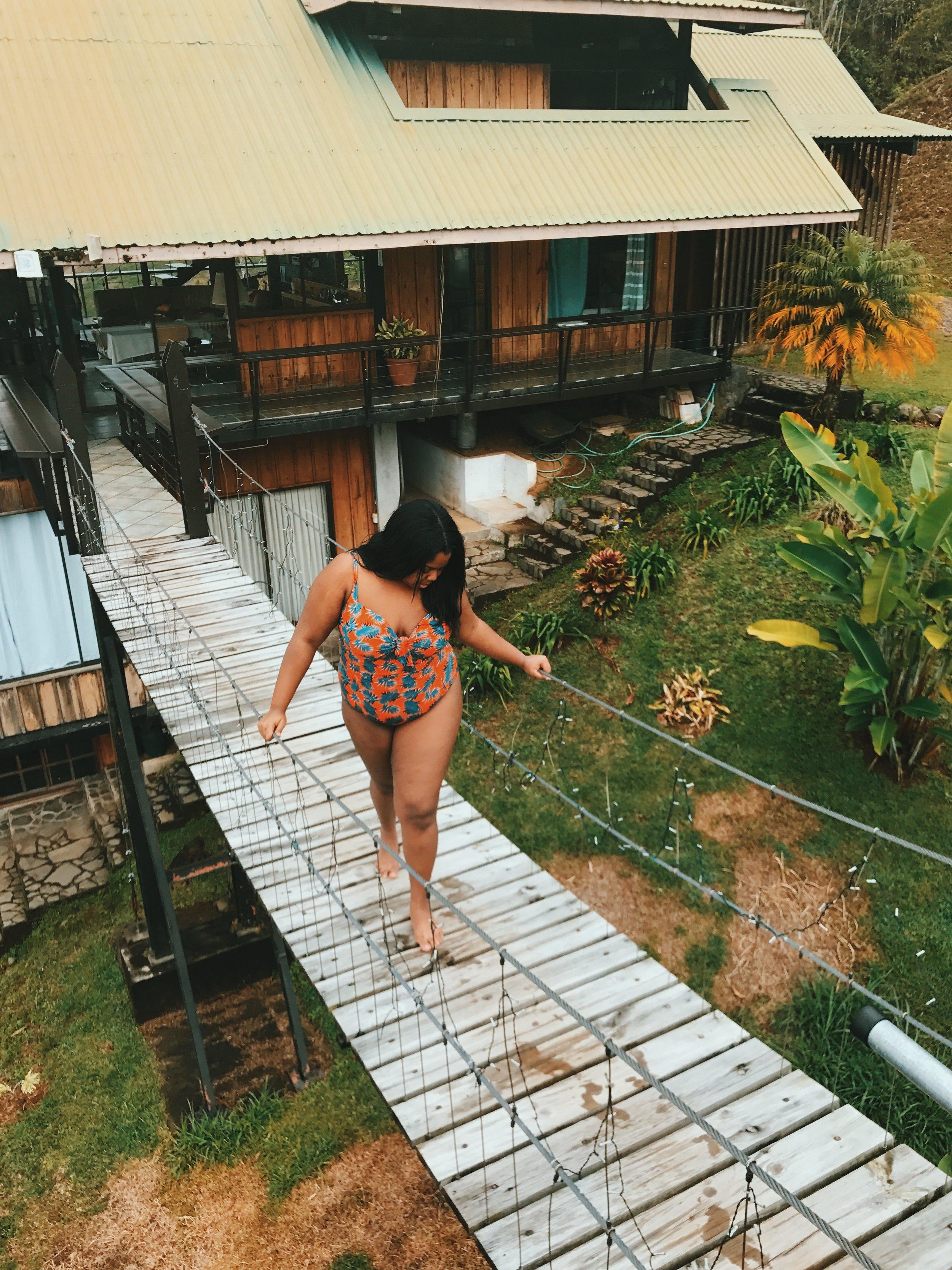 Plus Size Swim Lookbook Hayet Rida Costa Rica Travel GabiFresh Ashley Graham Torrid Forever21 Lane Bryant 2.jpeg