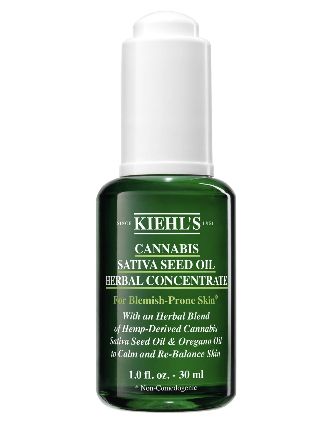 Kiehls CBD Face Oil