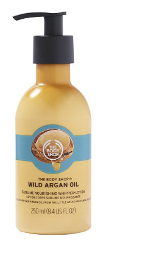 Bodyshop Argan Oil