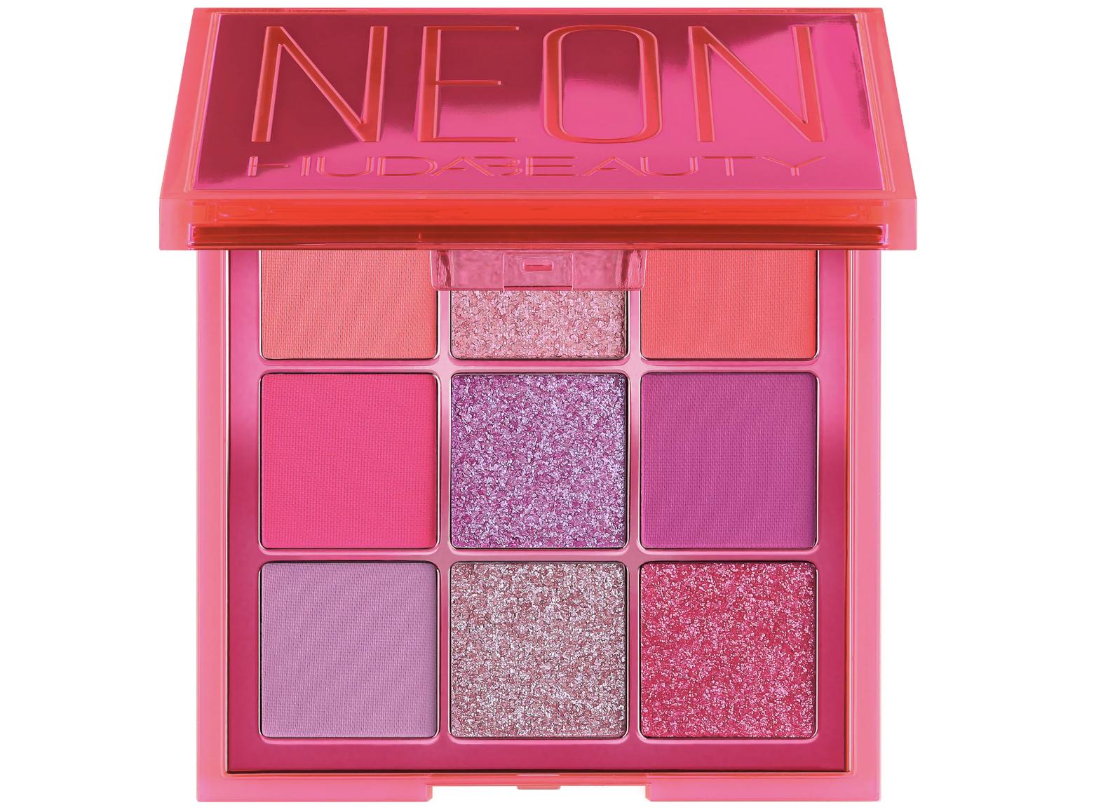 Huda Pink Palette