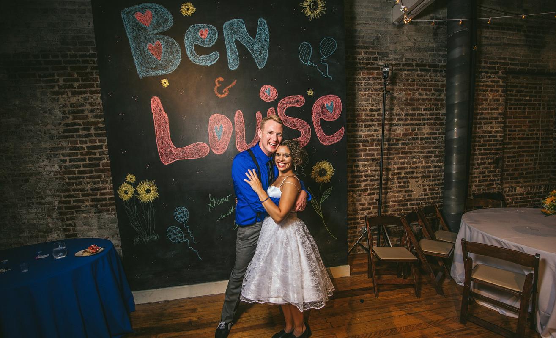 Member Ben's wedding picture