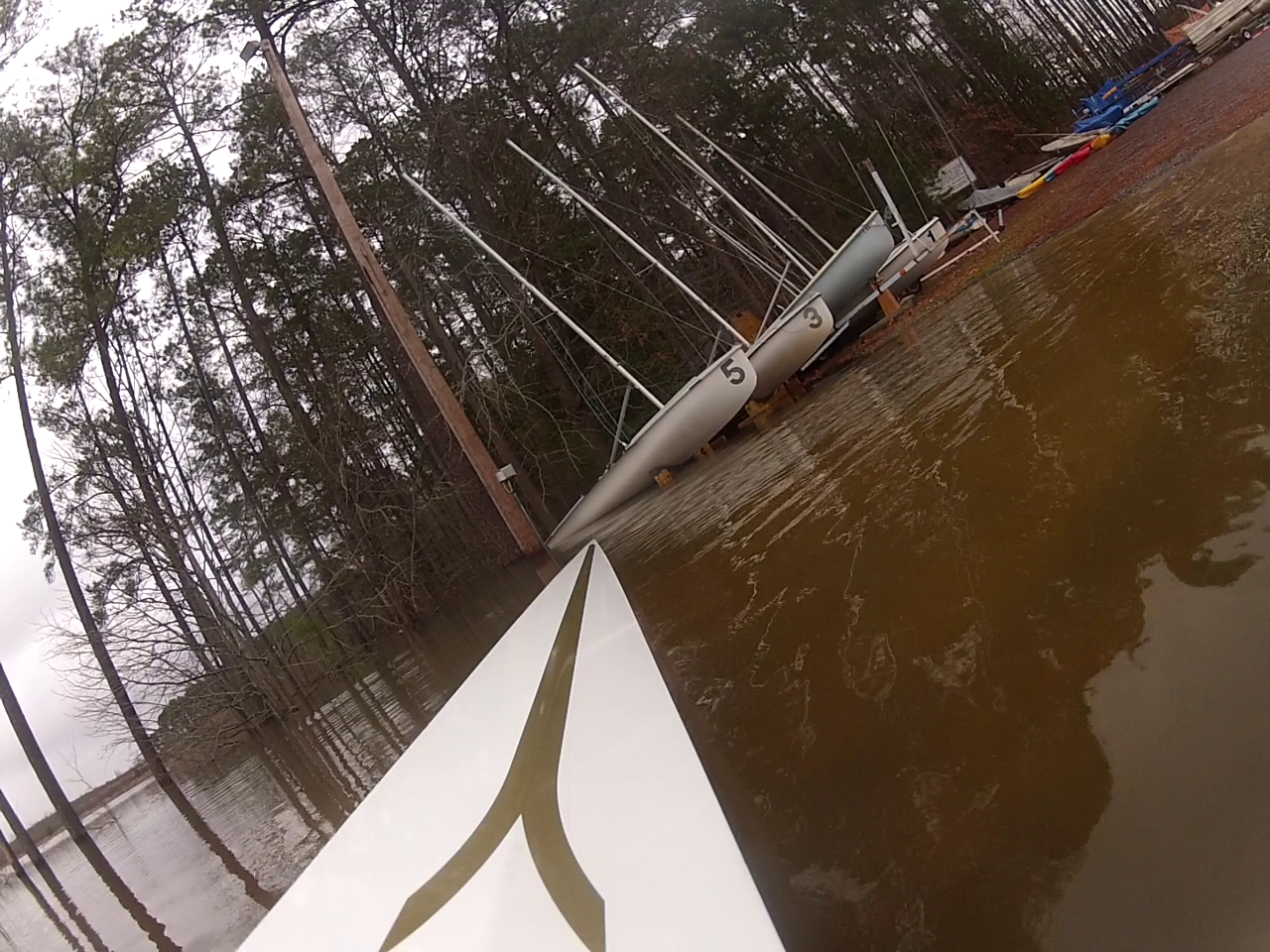 Rowing or sailing, that is the question