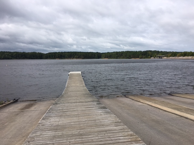 In 3 days this dock will be so deep under water that only the last big section and our white dock will be visible. Everything else will be under water!!!
