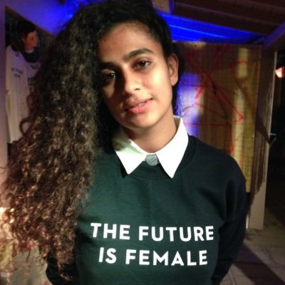 #thefutureisfemale