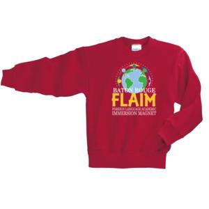 Spanish Sweatshirt $20