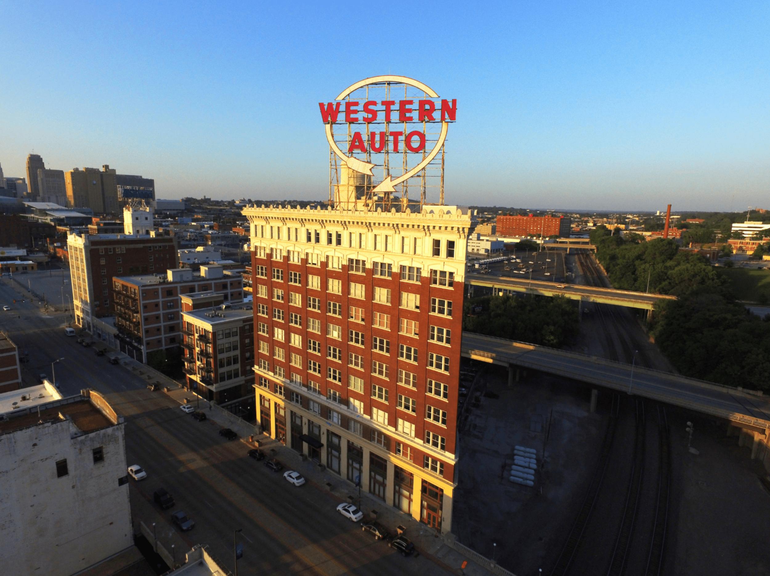 Western Auto Building Kansas City