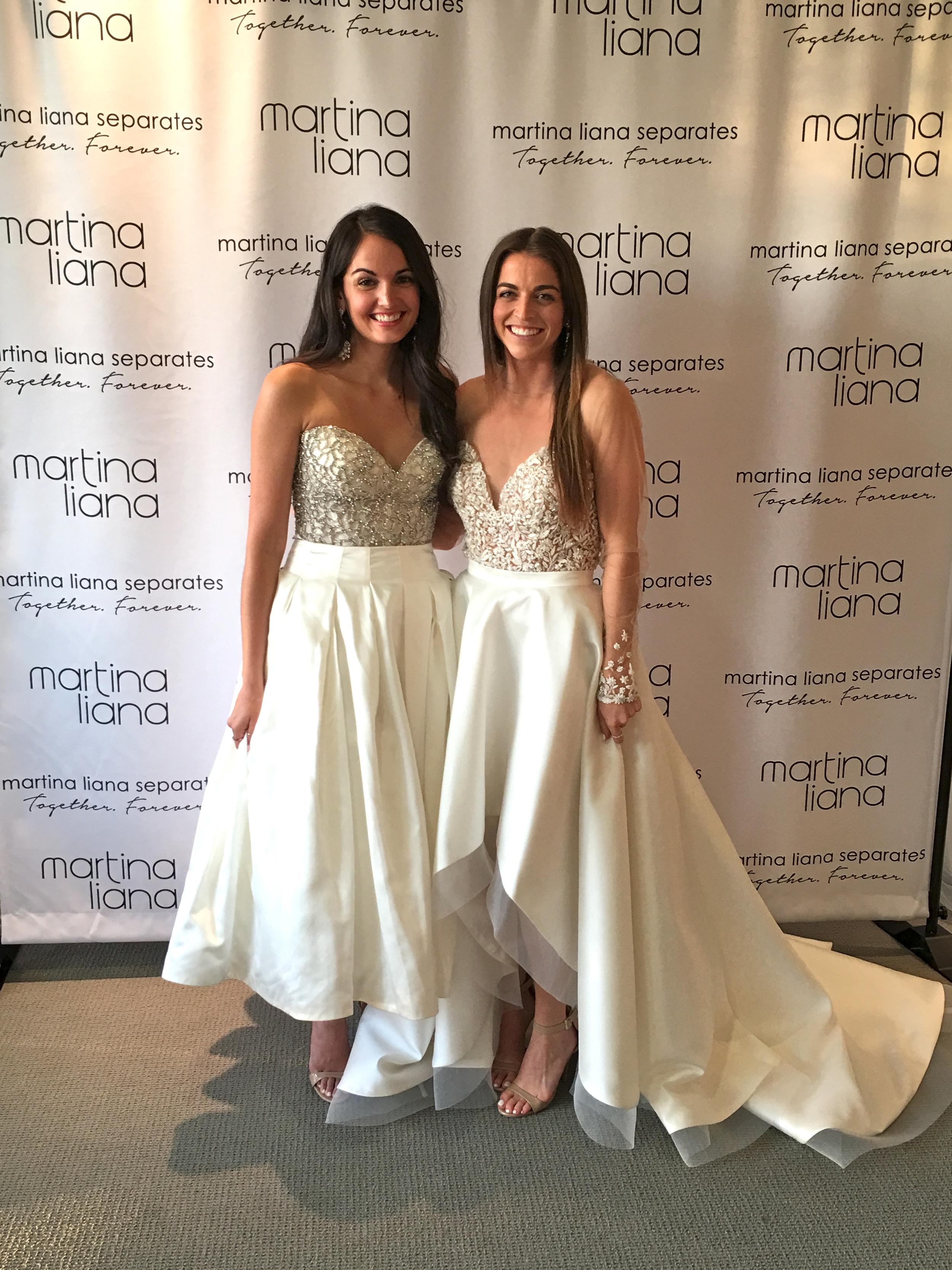 Martina Liana Ashley Higgins Fashion Blog