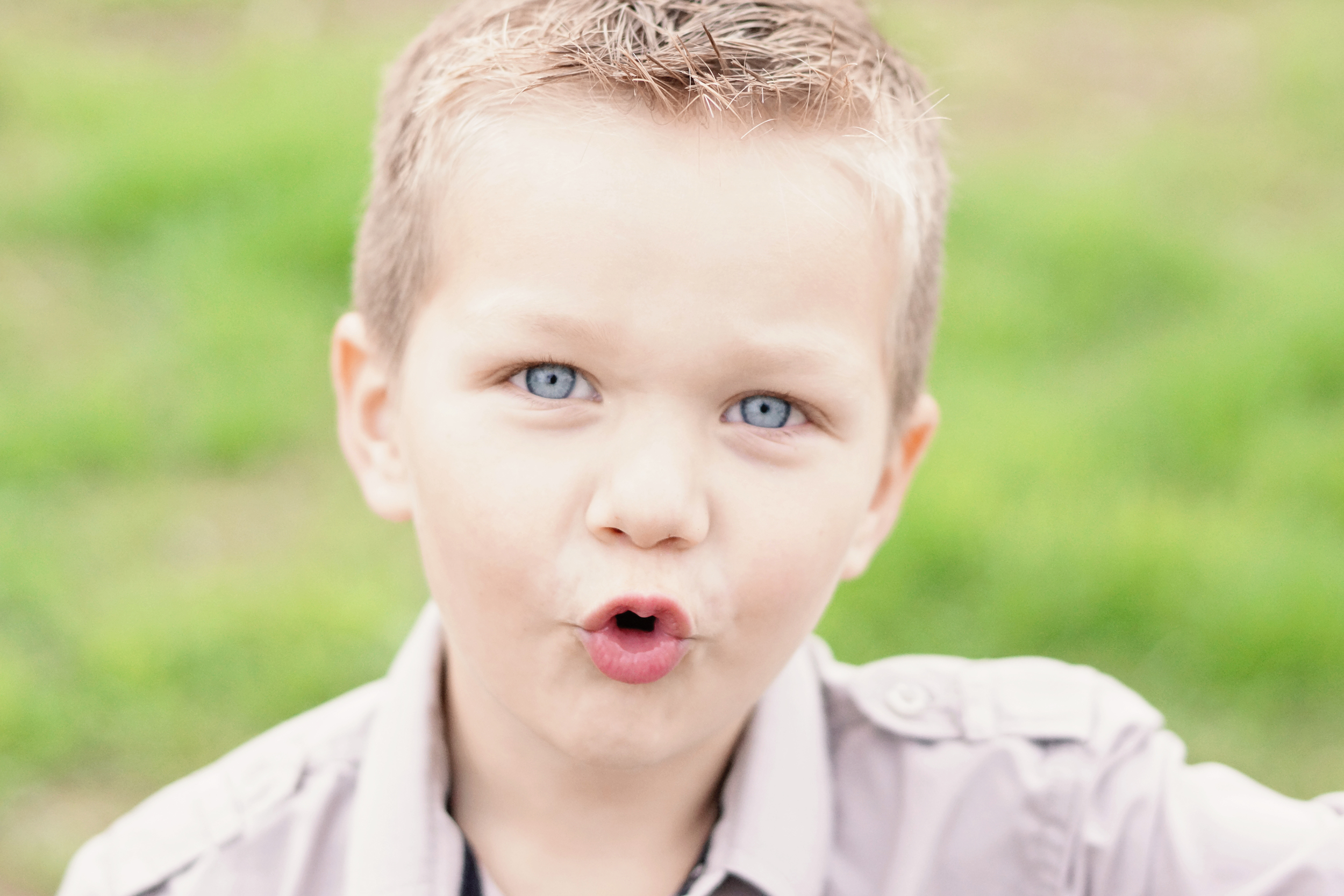 Noah fishy face