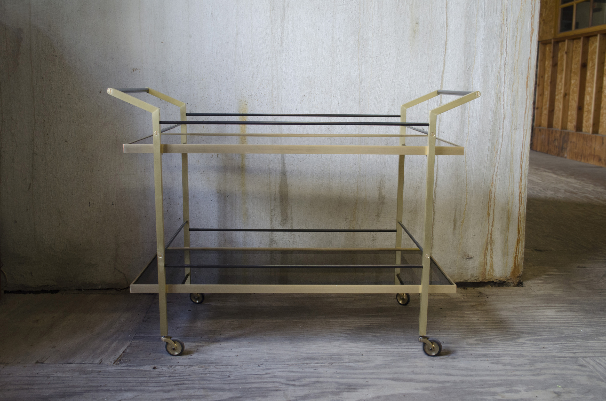 KENT BAR CART