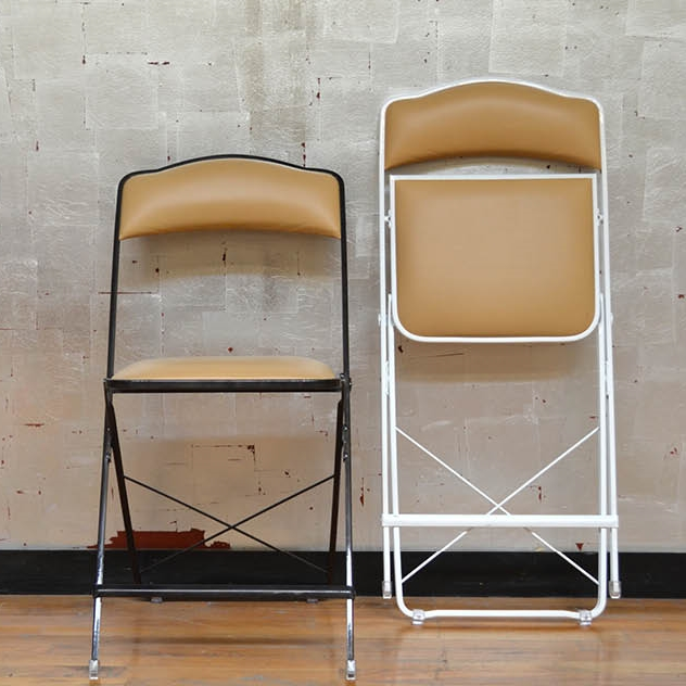 IZZY FOLDING CHAIRS (VARIOUS COLORS)