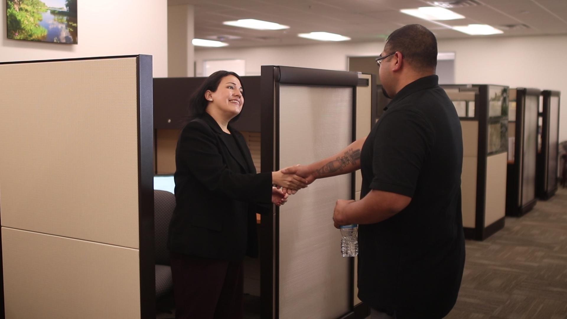 St. Joseph Hospital - A Gracious Reception, Training Video (2017)