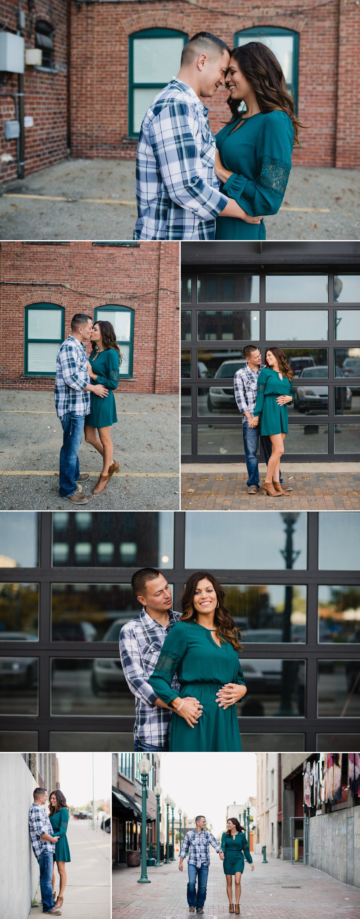Morgan And Evan Canton Ohio Engagement Session 6.jpg
