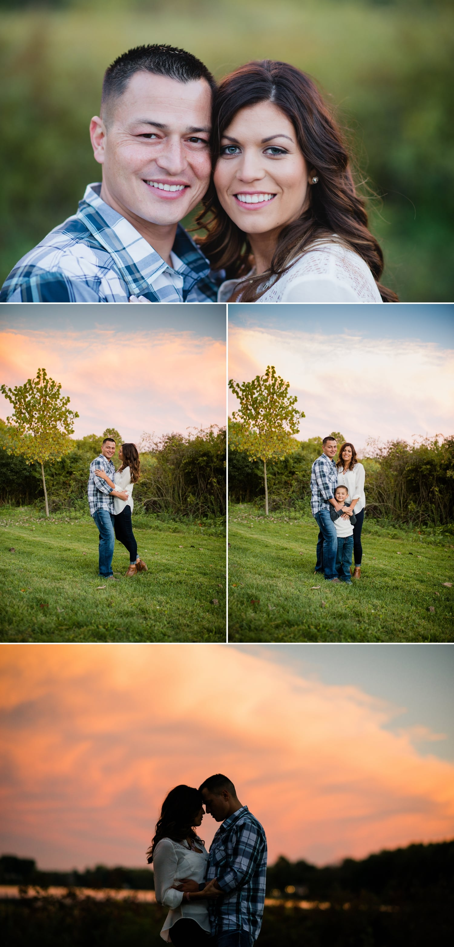 Morgan And Evan Canton Ohio Engagement Session 10.jpg